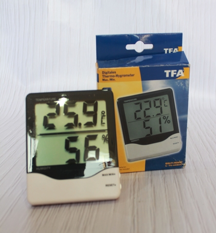 Digital Thermohygrometer TFA