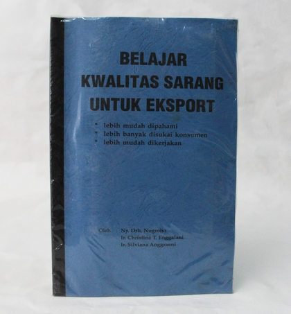 Learn Swiftlet Nest Quality for Export (Bahasa)