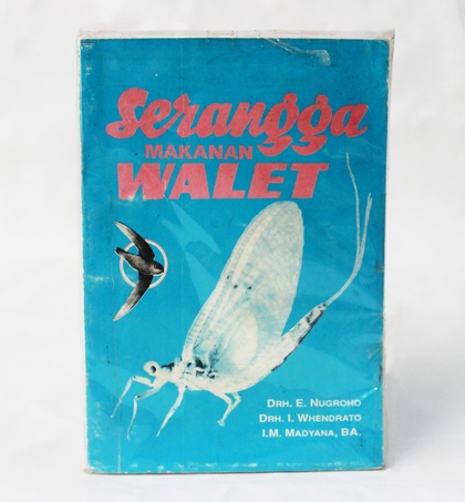 Swiftlet's Insect Food (Bahasa)